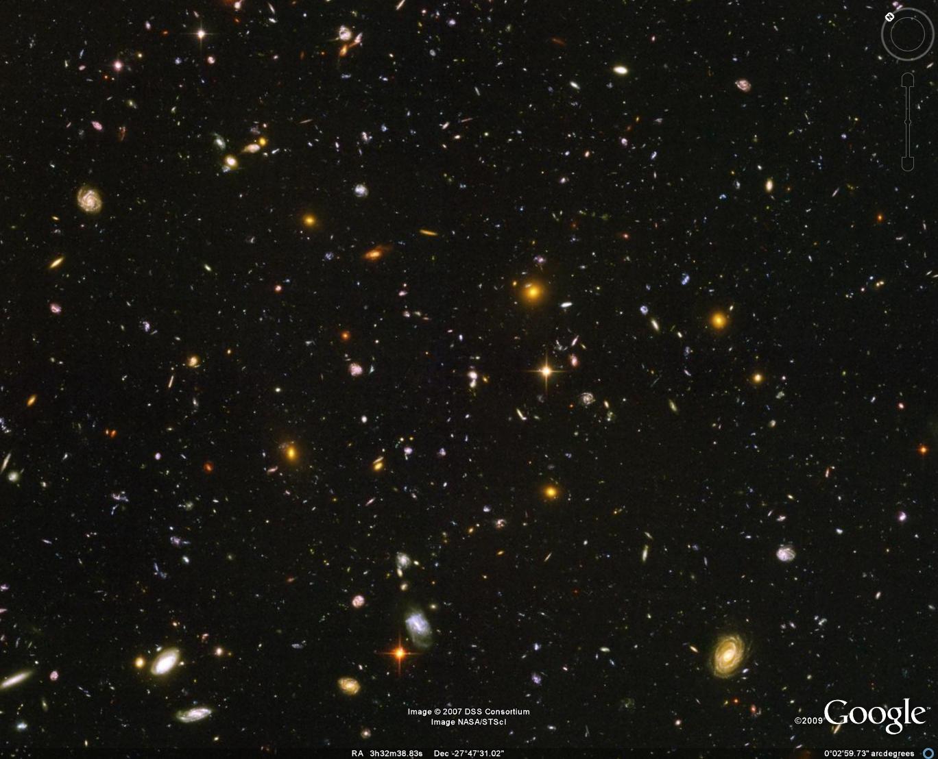 كمية هائلة من المجرات