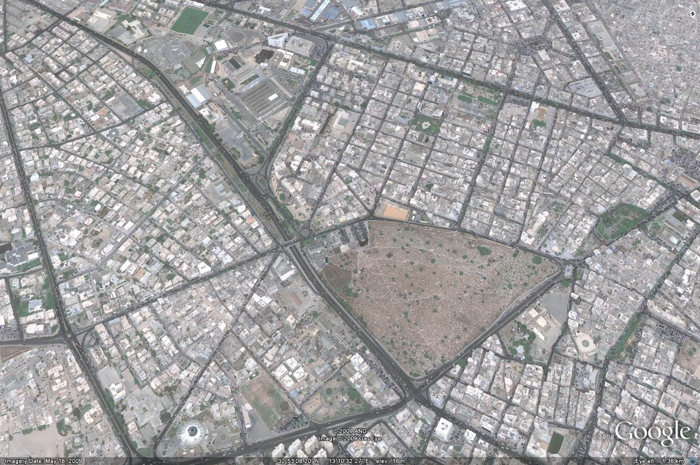 مقبرة سيدي منيذر 2009