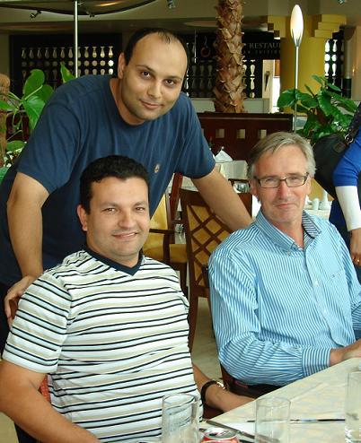 أهم ثلاثة أشخاص في الشركة!!