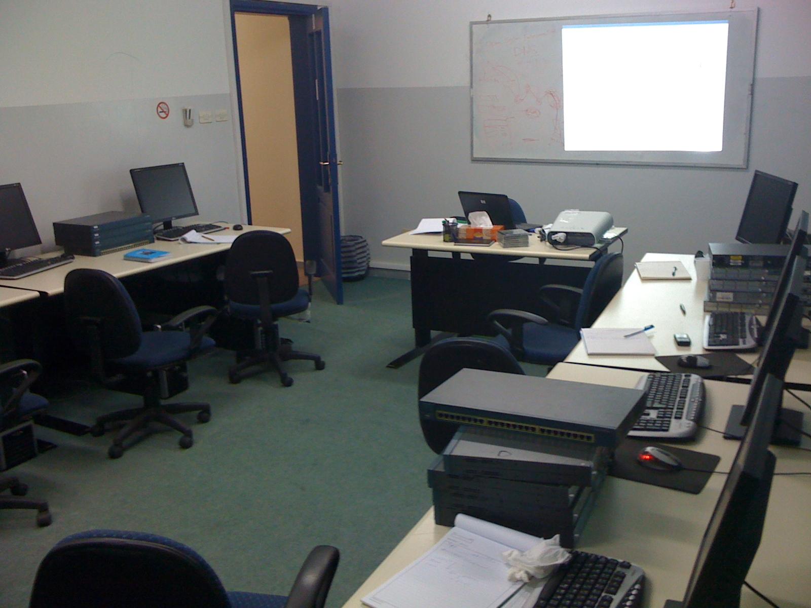 حجرة الدرس