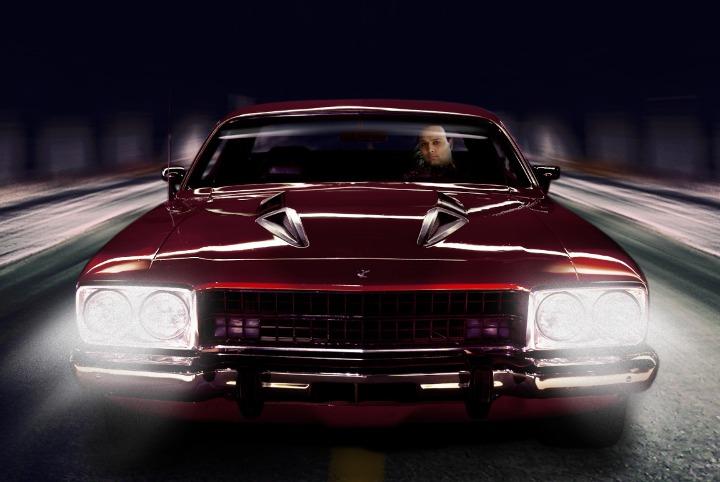 سيارتي!