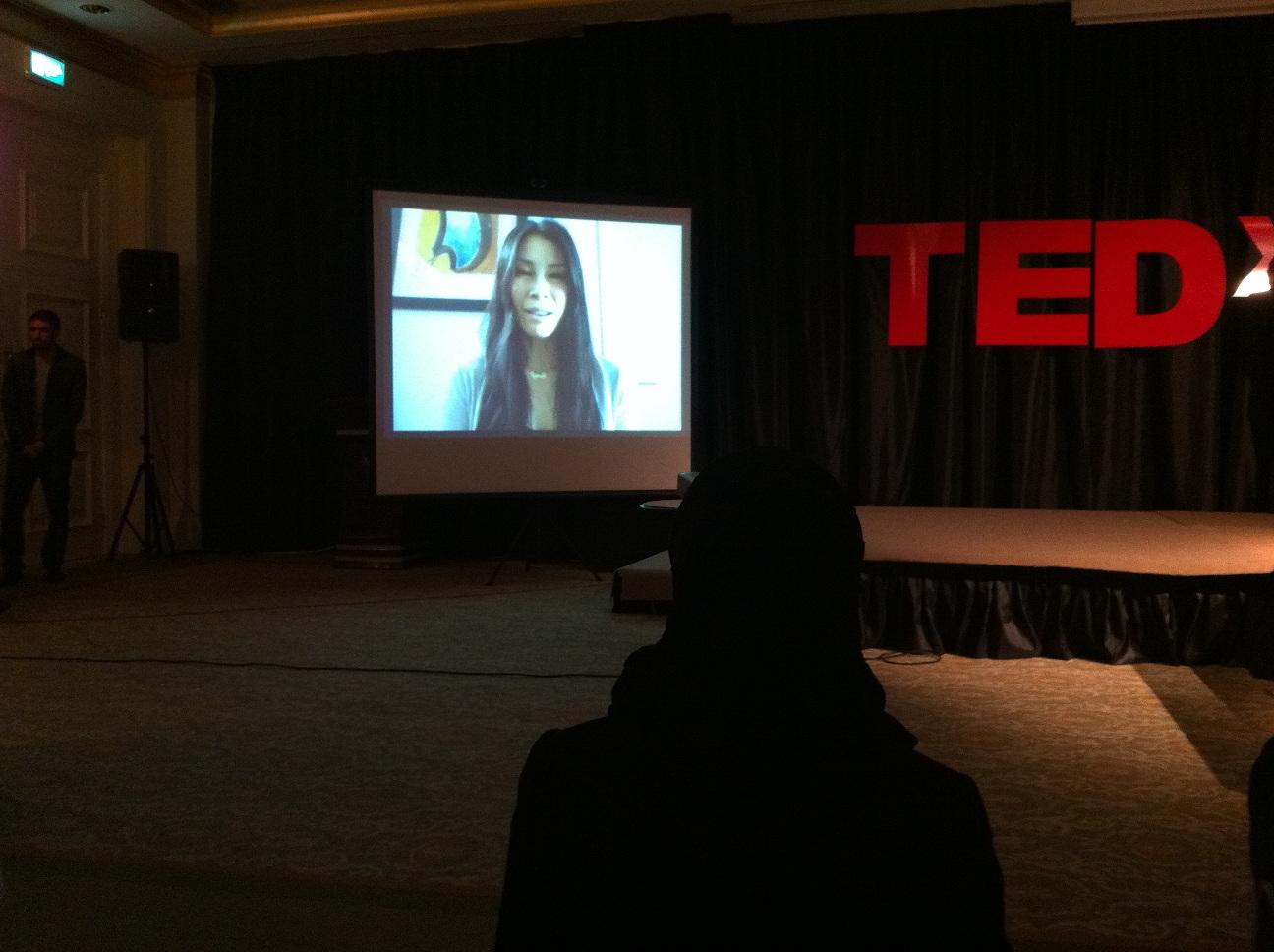 Lisa Ling @TEDxTripoli