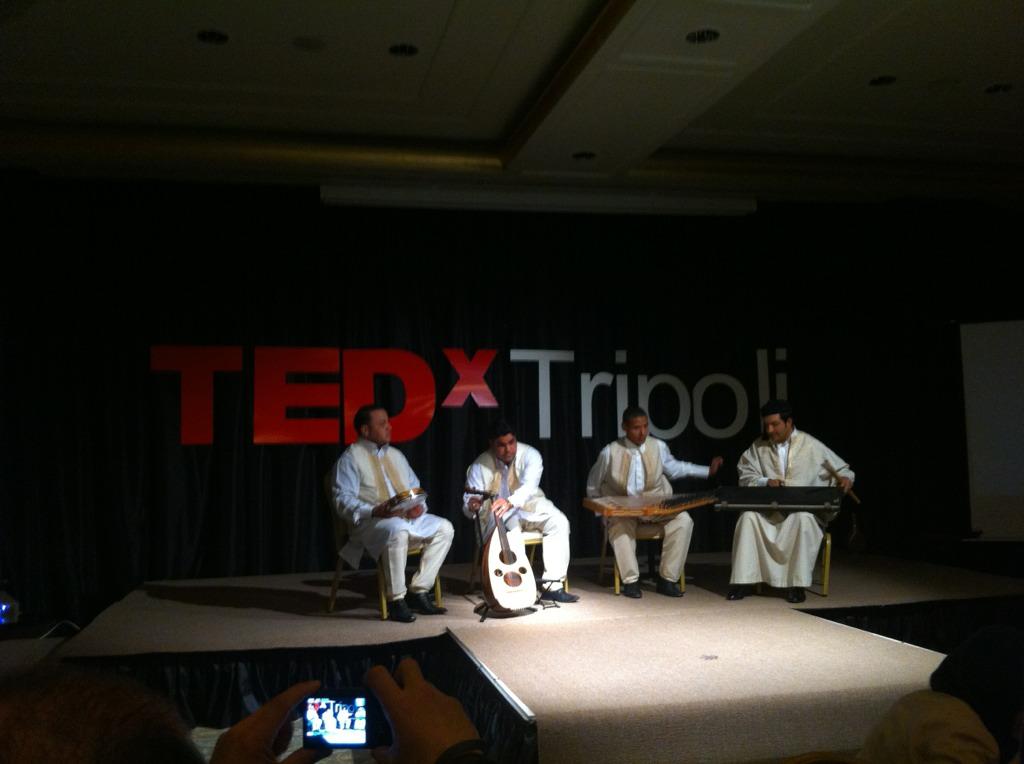 فرقة موسيقية ليبية
