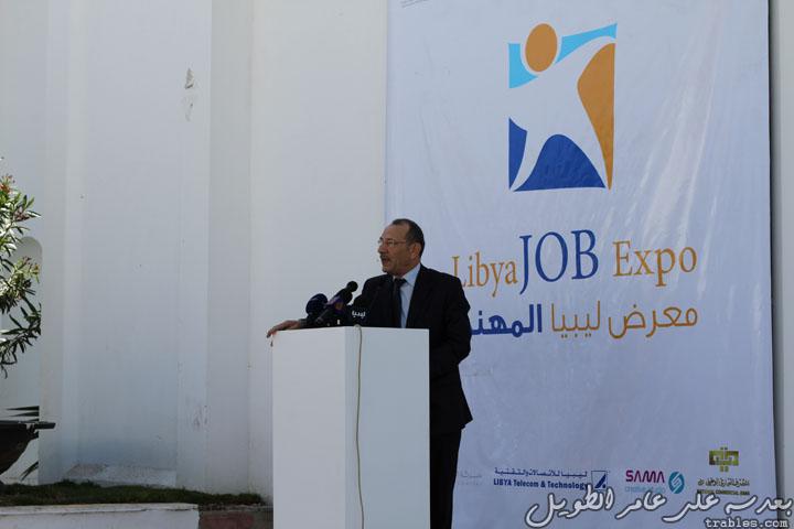 وزير العمل والتأهيل بتونس عبدالوهاب معطر