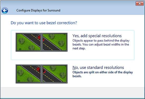 تصحيح إطارات الشاشة في إنفيديا سرراوند