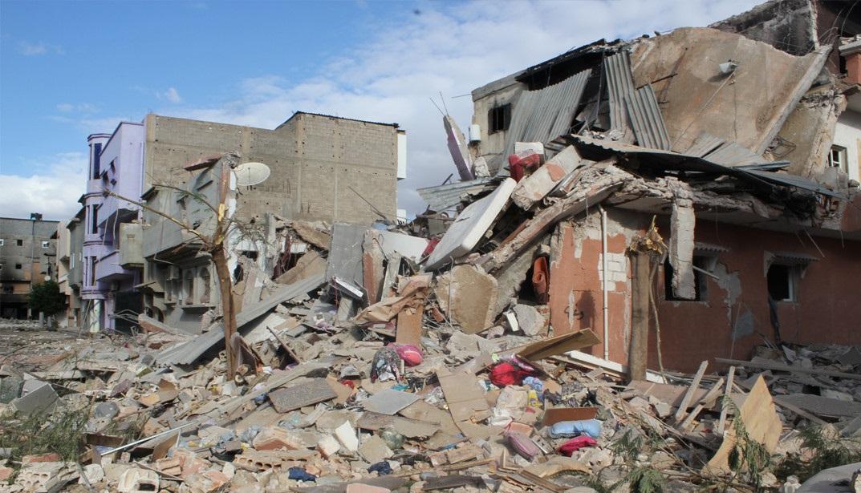 إشتباكات الليثي وحرق منازل وسيارات وبشر