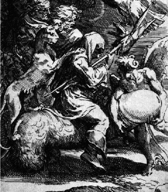 الإيمان بالخرافات والغيبيات من مظاهر ثقافة العصور المظلمة