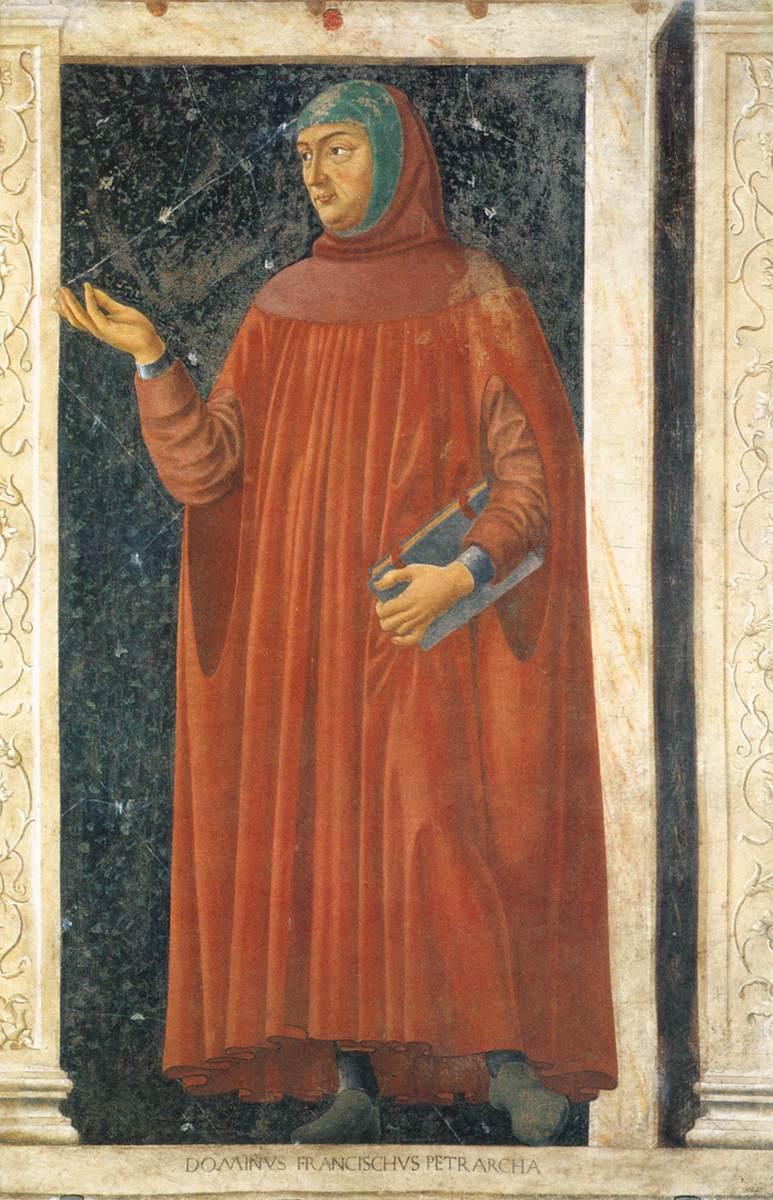 فرانشيسكو بيتراركا ومصطلح العصور المظلمة